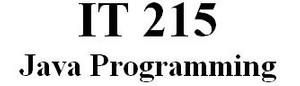 IT 215 Week 7 DQ 1