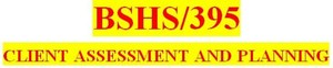 BSHS 395 Week 2 Team Charter