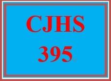 CJHS 395 Week 2 Policing Mental Health Unit Proposal
