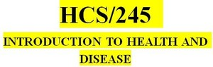 HCS 245 Week 5 Diabetes Presentation