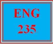 ENG 235 Week 2 Phonology Exercise Worksheet
