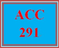 ACC 291 Week 3 Practice: Connect Practice Assignment