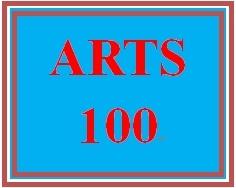 ARTS 100 Week 5 Concepts