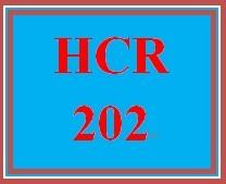 HCR 202 Entire Course