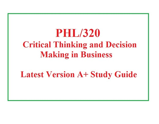 PHL 320 Week 4 SWOT and Strategy Evaluation Paper