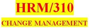 HRM 310 Week 5 Final Examination