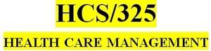 HCS 325 Week 2 Case Study