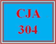 CJA 304 Week 5 Communication Methods Paper and Presentation