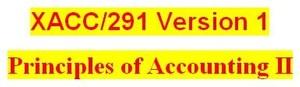XACC 291 Week 9 Final Project - Ratio Analysis Memo