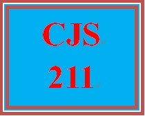 CJS 211 Week 4 Ethical Dilemma Worksheet Corrections