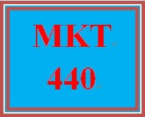 MKT 440 Week 3 Big Data Paper