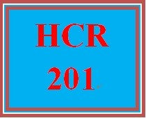 HCR 201 Week 4 Permanent and Temporary Codes
