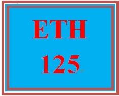 ETH 125 Week 6 Racial Diversity in Society Worksheet.