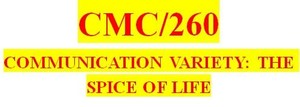CMC 260 Week 7 Negotiations Brochure