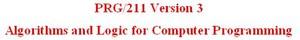 PRG 211 Week 1 Individual - Programming Fundamentals Paper