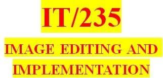 IT 235 Week 4 Photo Manipulation Assignment