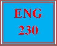 ENG 230 Week 5 Practical Grammar Workplace Guide