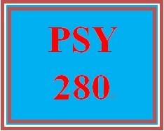 PSY 280 Week 1 Prenatal and Postpartum Scenario