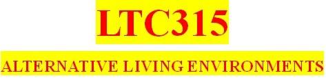 Entire LTC315 Course