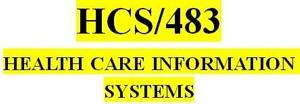 HCS 483 Entire Course