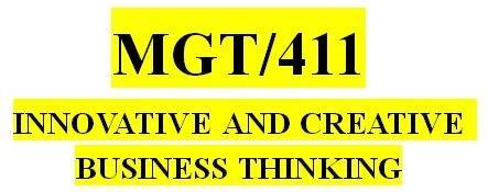 MGT 411 Week 4 Innovative Technology Worksheet
