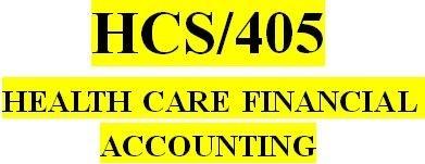 HCS 405 Week 4 Patton-Fuller Ratio Computation