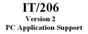 IT206 Week 9 Final Project Common MS Office Errors Part 1