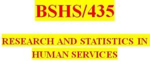 BSHS 435 Week 1 Scientific Method and Steps in Scientific Inquiry Paper