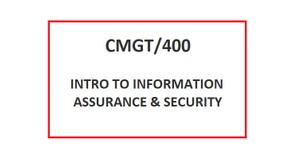 CMGT 400 Week 3 Learning Team Kudler Fine Foods IT Security Report – Security Considerations