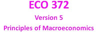 ECO 372 Week 5 Fiscal Policy Paper