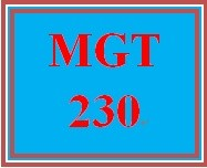 MGT 230 Week 2 New Business Venture: Choose a Fortune 100/500 Business
