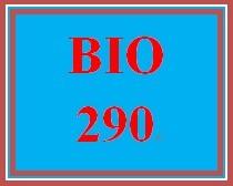 BIO 290 Week 7 WileyPLUS Final Examination