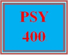PSY 400 Week 4 Learning Team Deliverable Altruism Campaign Proposal