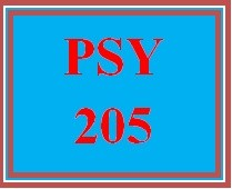 PSY 205 Week 4 Erickson's Psychosocial Theory