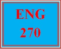 ENG 270 Week 3 Reader Response Journal