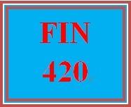 FIN 420 Week 3 Team Mutual Funds Analysis