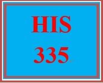 HIS 335 Week 1 Understanding the World Wars Vocabulary Worksheet