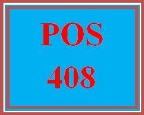 POS 408 Week 2 Learning Team: Visual Basic® Application