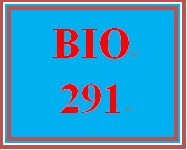 BIO 291 Week 6 Anatomy & Physiology, Ch. 25