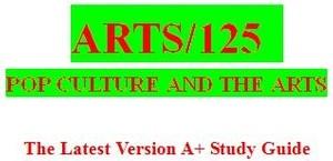ARTS 125 Week 2 Visions of America: Industry