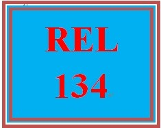 REL 134 Entire Course