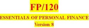 FP 120 Week 2  Quiz to be taken in class
