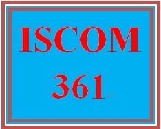 ISCOM 361 Week 2 Video Analysis