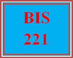 BIS 221 Week 4 Most Challenging Concepts
