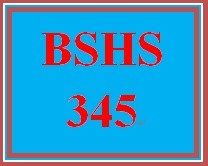 BSHS 345 Week 2 Understanding Differences Worksheet