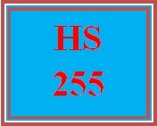 HS 255 Week 1 Navigating the HHS.gov Website