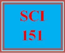 SCI 151 Week 1 Basics of Astronomy Worksheet