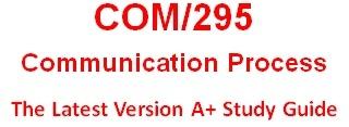 COM 295 Week 5 Persuasive Presentation