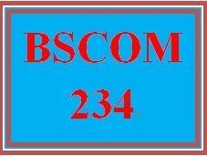 BSCOM 234 Week 5 Conflict Management Plan