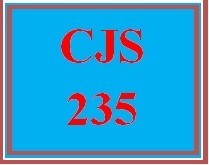 CJS 235 Week 1 Crime Reporting and Victimization Paper